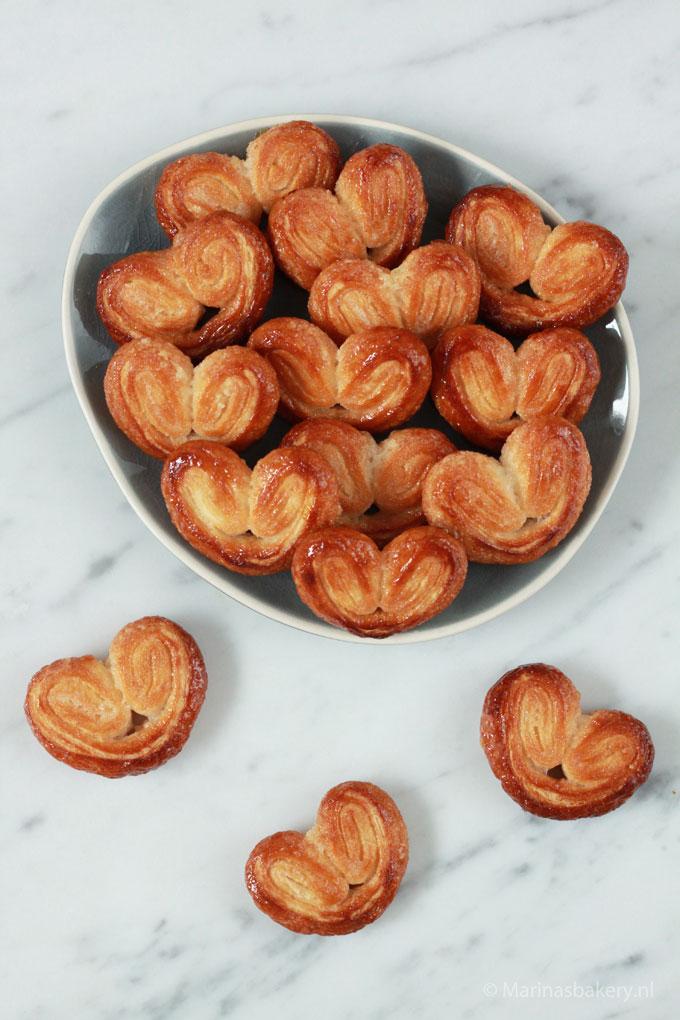 Palmiers + review koekjesbijbel